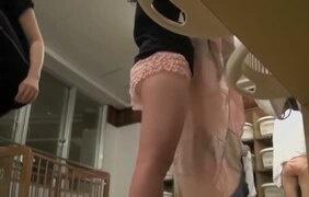 高画質な女子風呂脱衣所盗撮動画